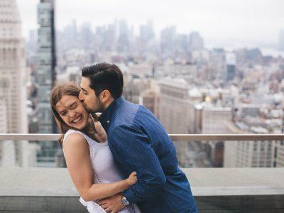 Josh and Lauren // West Village