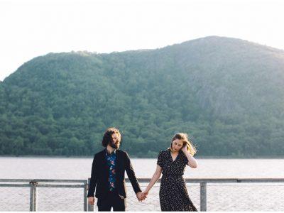 Nate and Miranda // Cold Spring NY