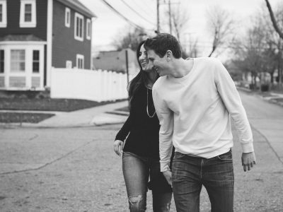 Mika and Evan // Fall Engagement
